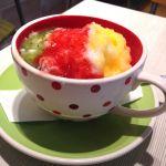 フリュレージュかき氷@cafe table TERRACE