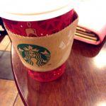 スターバックス・コーヒー アピタ四日市店 キャラメルホワイトモカ✡。:*
