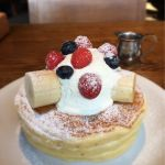 IVY PLACE Classic Buttermilk Pancakes  Maple Syrupクラシックバターミルクパンケーキ メープルシロップ
