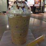 ゴディバ コクーン新都心店 とりあえずショコリキサー ミルクチョコレート クレームブリュレトリュフでカロリー補給してますし。