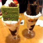 ケーキぱっふぇー