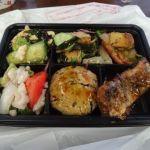 オリジン弁当 半蔵門店   お惣菜   歌舞伎途中で食べるランチです
