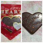 不二家レストラン サウスウッド港北センター南   ハートチョコレート   バレンタインに貰いたかった