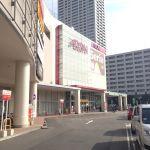 イオン熱田ショッピングセンターにやって来ました。