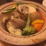ラ・カンパーニュ 野菜のタジン鍋
