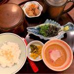 博多鯛茶朝食