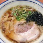 駿州醤油ラーメン