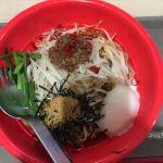 スガキヤ アピタ稲沢店台湾まぜそば 430円夏限定?名古屋で大人気の台湾まぜそばがスガキヤにも登場したので食べましたスガキヤにハズレはない!