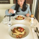 bills 横浜赤レンガ倉庫 * ベリーベリーパンケーキ
