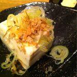南禅寺豆腐