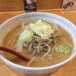 大正麺業 厚木店 味噌ラーメン小 650円