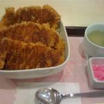 KOBUTAYA ユニモちはら台店完熟ソースかつ丼ラージサイズ790円→700円食べごたえがあって、うまかったよ。