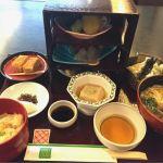 少し遅めの昼食。(゚д゚)ウマー!田ごと 光悦舗 京都高島屋店