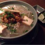 ピリ辛豚挽肉のフォー@Nha Viet Nam。#飯テロ