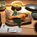 和食 えん 丸の内店 鮭の西京焼き( ^ω^ )