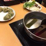 旬菜しゃぶ重 イオン熱田店にやって来ました。知らぬ間に寿司まで食べ放題になってるのだが、これを追加してえらい目に…