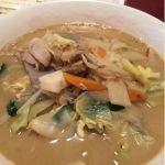 中国料理東海飯店駅ビル2F:残念な麺とちゃんぽん