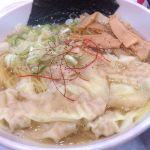 中華そば いちや あみプレミアム・アウトレット店 ワンタン麺(^-^)