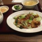 台湾小皿酒家 五福 回鍋肉 ンマンマ ^o^
