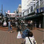 スターバックス・コーヒー 吉祥寺東急店なう。日曜日はすごい人の数。