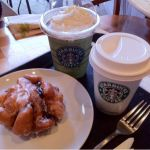 スターバックス・コーヒー 横浜ビブレ店 で珈琲タイム。雪のせいか今日の横浜駅周辺はどこも空いてる。スタバもガラガラ。 #yokohama