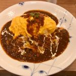 ダッキーダック egg eggキッチン 新百合ヶ丘エルミロード店  三種きのこのデミグラスソースオムライス