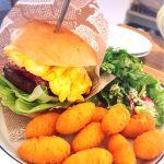 ヨーキーズブランチ:最近ハンバーガーが食べたくなる(Ŏ艸Ŏ)。