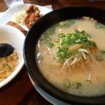 東春閣サービス麺セット 830円