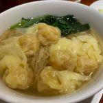 海老ワンタン香港麺 @糖朝 玉川店