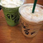 スターバックス・コーヒー イオンかほく店。外暑いから冷たいの美味しー☺︎