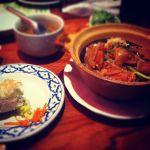 ベトナム料理 サイゴンオペラ ブリーゼブリーゼ、日替わりランチ。