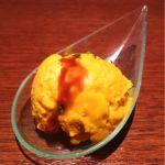 ザ・キング・オブ・ワールドビュッフェ アレッタ 天満屋広島八丁堀店     かぼちゃのふわふわムース
