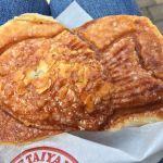 THE TAIYAKI 佐野プレミアムアウトレット店 クロワッサンたい焼き りんごカスタードての食べたけどこれふつーにアップルパイ。