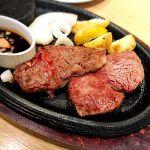 ハンギングテンダーステーキ ◇ ベーカリーレストラン バケット 町田東急ツインズ店 #肉の日