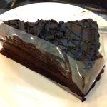 スターバックス・コーヒー イオン八千代緑が丘店  デビルズケーキ。チャコチョコでさ!