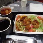 DEAN & DELUCA ROPPONGI CAFE  ドリンクとジャンバラヤ(1510円) 満月盧との比較が面白い!