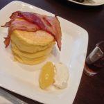 キハチ カフェ コレット井筒屋ハチミツバターが美味♡