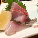 金目鯛と炙り…♪  #板前寿司 銀座コリドー店