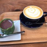 菓匠 幹栄 × Cafe Latte 57℃