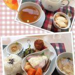 栗原はるみプロデュースのカフェ『ゆとりの空間 日比谷店』でランチ♥美味しかったぁ(0゚v゚0)次回はいくらとアボカドの丼が食べてみたい✨