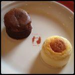 ペイストリー スナッフルス 金森洋物館店チーズオムレット蒸し焼きショコラ