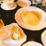 ハロッズ・ザ・プランテーション・ルームス  銀座三越ドロップスコーン🍴アールグレイのティークリームが美味しい♡Harrodsも日本撤退だなんて・゚・(*ノД`*)・゚・