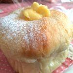 ブーランジェリー ヨコハマ アリオ上尾店 クラウンクリームパン!中からクリームが溢れ出す!