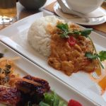 JIM THOMPSON'S Table Thailandでランチ(^O^)!メイン以外は全てビュッフェです♡タイ料理万歳!笑
