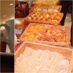 シャポーブラン サンロード店     ホットモーニング✨   オリジナルブレッド&ゆで卵が食べ放題🎶 私はサンドイッチ6つとパンとゆで卵を2つずつ。でも皆私の数倍食べてるゾ❗️