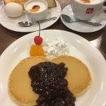 喫茶リッチ 小倉ホットケーキとモーニング