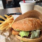 バーガーキング ボーノ相模大野店 オニオンリング&チーズWHOPPERフリーセット アプリのクーポンで640円^_^
