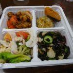 オリジン弁当 半蔵門店   惣菜(770円)   歌舞伎の合間に昼食