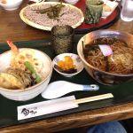 旬すけ  天丼セットB 980円