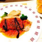 バケット  大宮ステラタウン店 クロワッサンと鶏肉のトマトソース♡パン食べ放題がうまいのに安い!